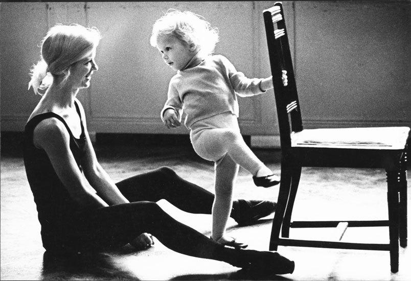 Рождение балерины 1966 год.